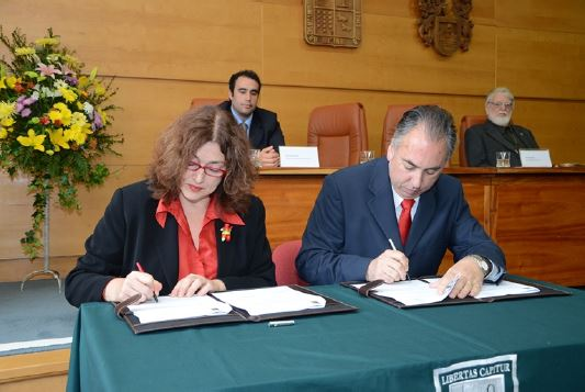 RLC Campus Valdivia hosting Juan Pablo Orrego