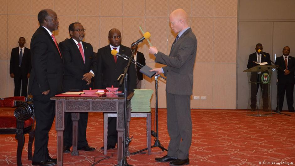 RLC Junior Scientist Dr. Abdallah Possi appointed as Ambassador of the United Republic of Tanzania in Germany