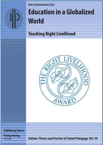 Teaching Right Livelihood – Book published