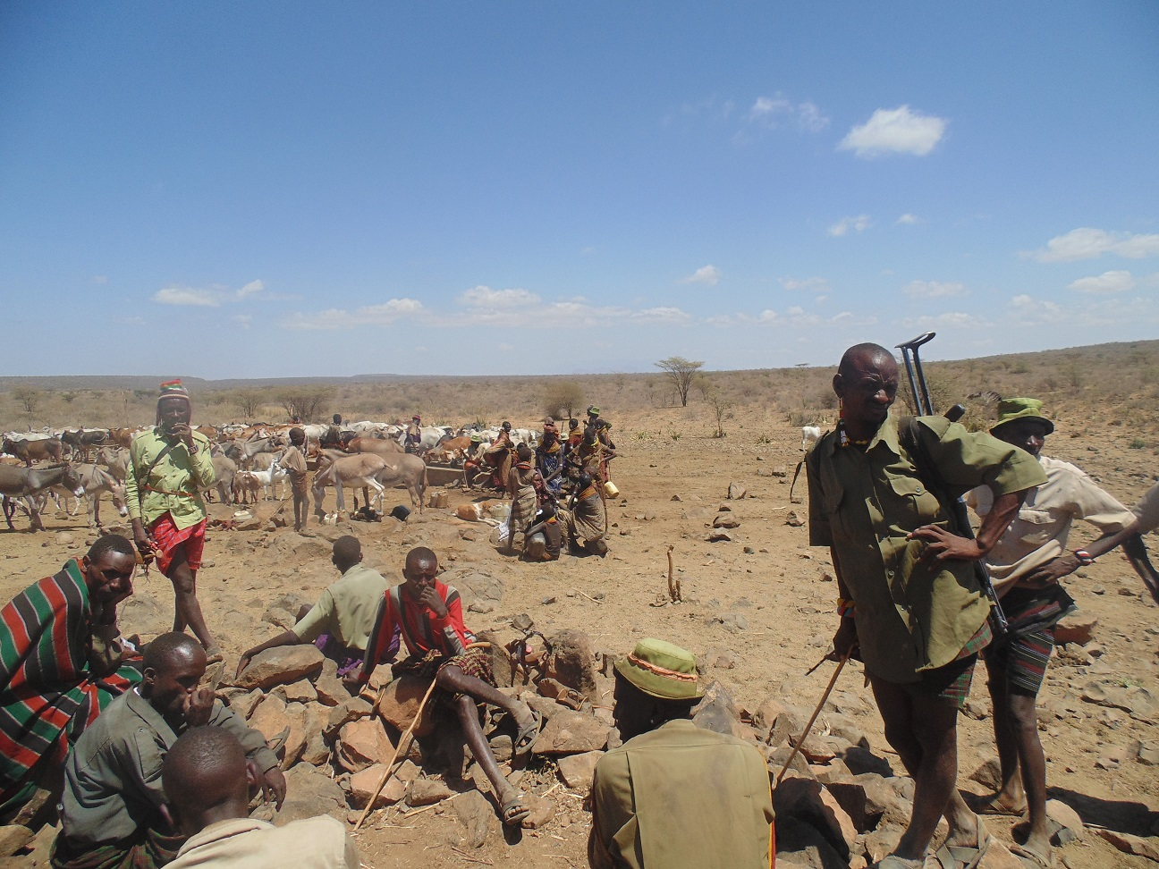 Cattle Raids in Northern Kenya