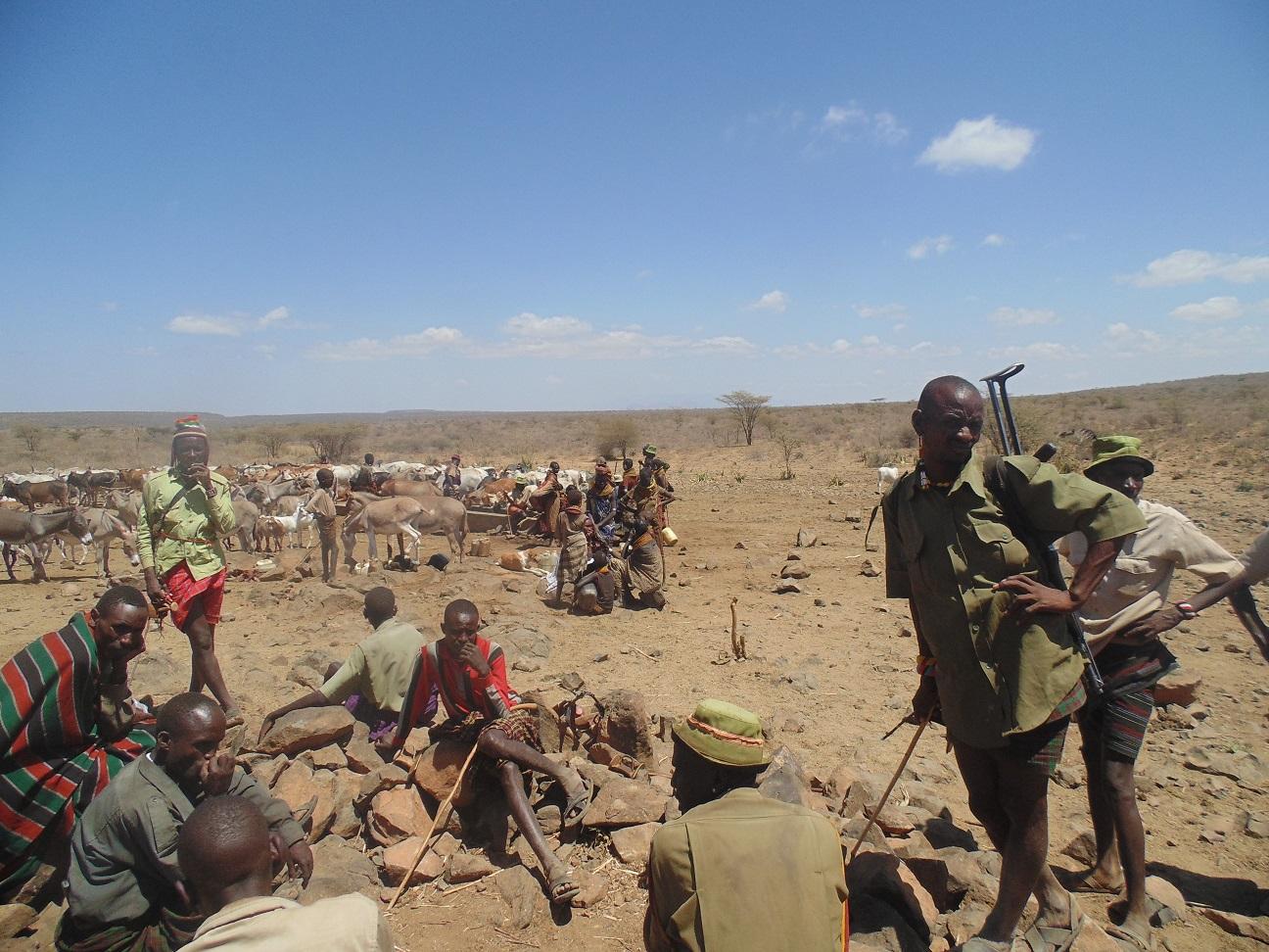 Cattle Raids in Northern Kenya