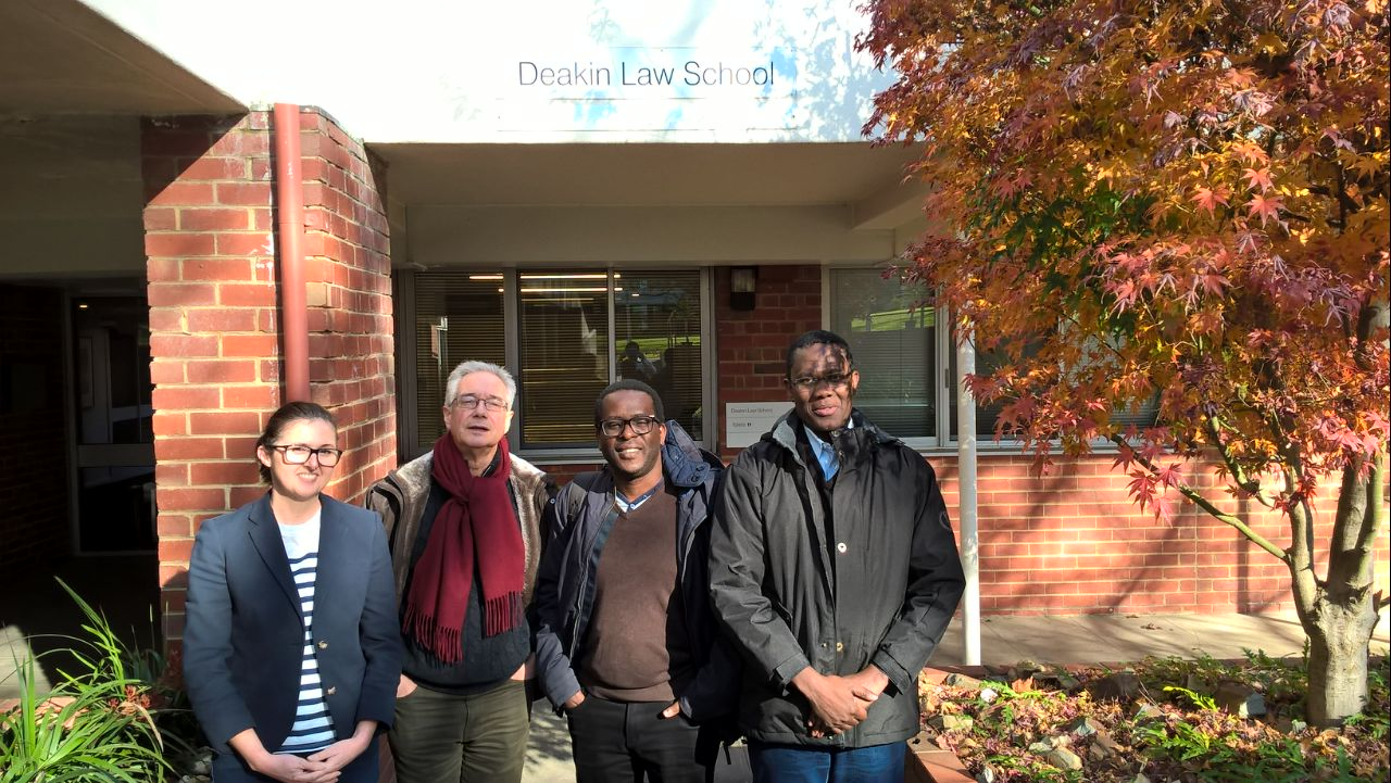 RLC Bonn PhD student attends Workshop at Deakin University, Australia