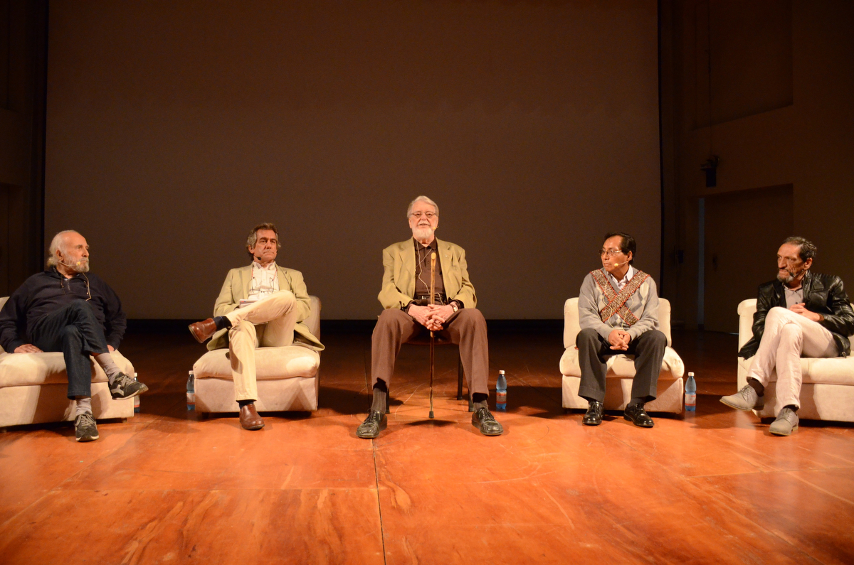 """Activistas para un mundo mejor"": RLC Campus Valdivia organises events and congress with five Laureates"