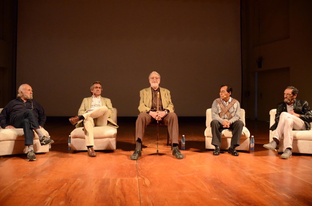 """Activistas para un mundo mejor"": RLC Campus Valdivia organises events and congress with five Laureates"