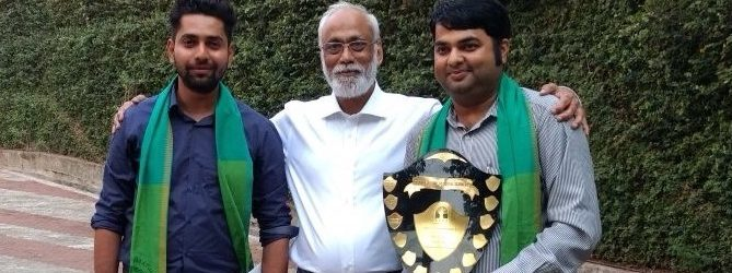 "TISS awards ""Right Livelihood Shield"" to students"