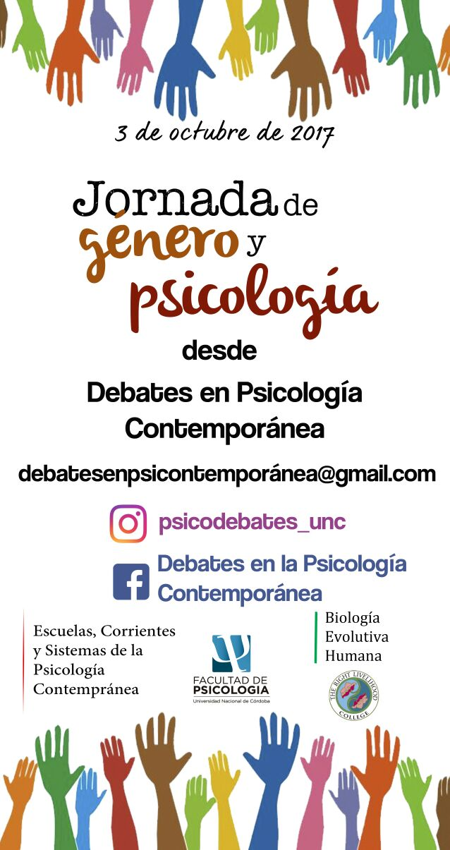 "Open workshops on ""Gender and Psychology"" at RLC Córdoba"