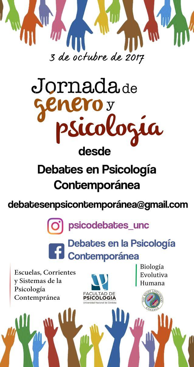 """Open workshops on """"Gender and Psychology"""" at RLC Córdoba"""