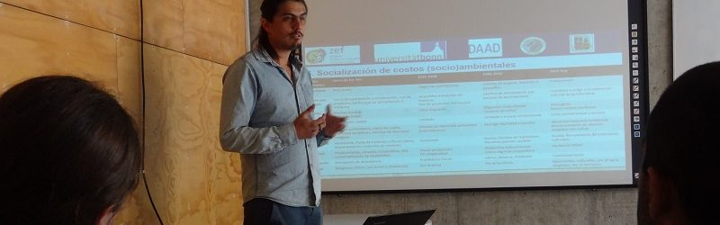 RLC PhD student Alejandro Mora-Motta publishes article on economic theory and climate change