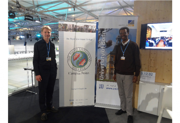 RLC Bonn representing RLC at the UN World Climate Change Conference COP23