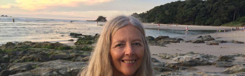 Right Livelihood Laureate Helena Norberg-Hodge speaks at the RLC Campus Santa Cruz