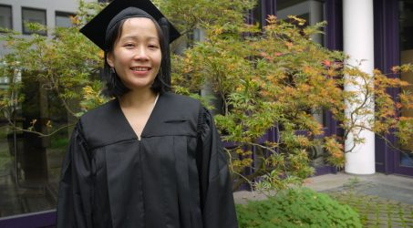 RLC Bonn PhD student graduates on 'The Migrant Labourers in Penang'