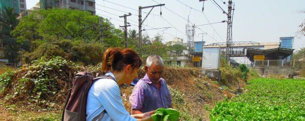 RLC Bonn scholars meet with activists in Mumbai