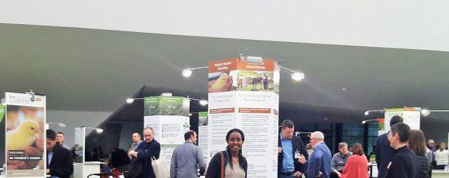 RLC PhD student attends BIOFACH 2018 in Nuremberg