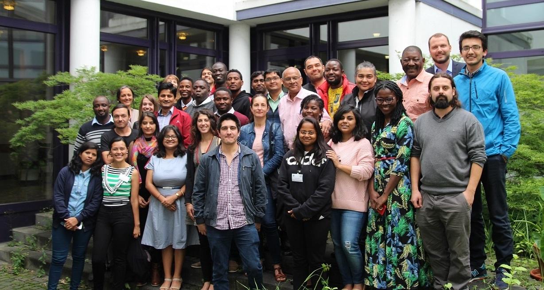 RLC Bonn Workshop with Laureate Colin Gonsalves