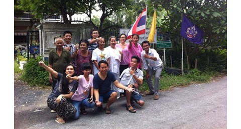 Right Livelihood College Opens New Campus in Thailand