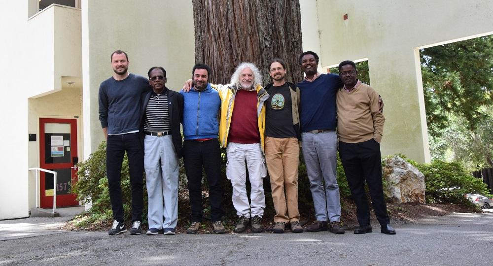 Global RLC Network meeting in Santa Cruz
