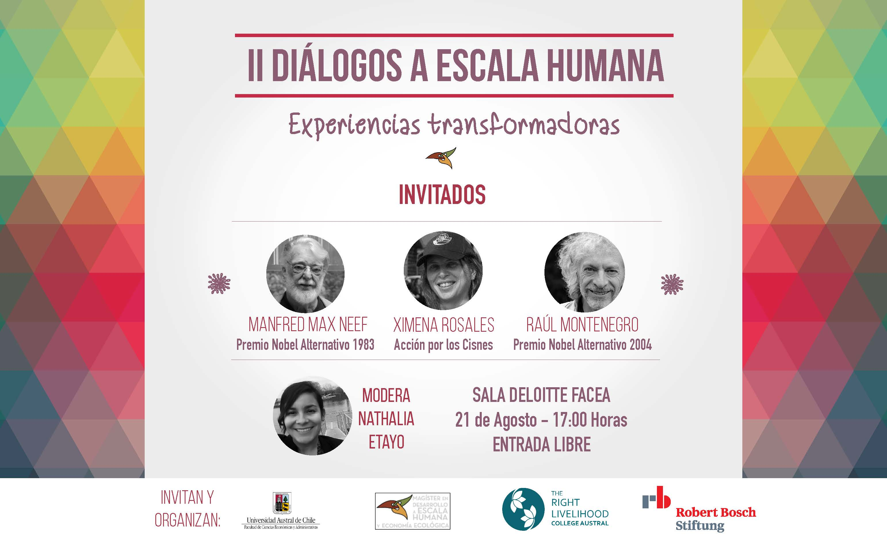 RLC Campus Valdivia organises Dialogues on Human Scale