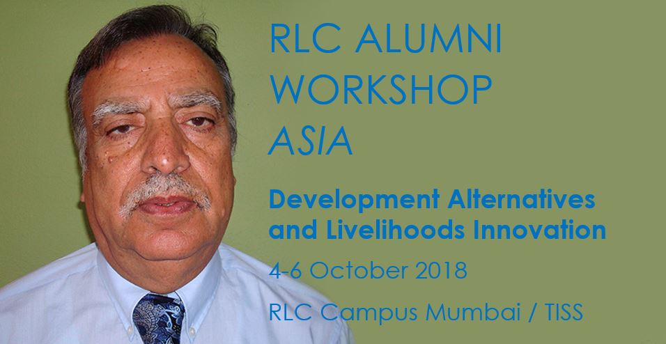 Regional RLC Alumni Workshop in Mumbai