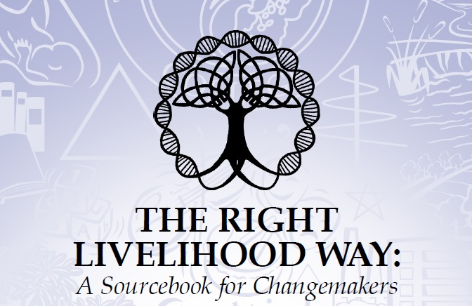 "Latest Version of ""A Sourcebook for Changemakers"" is available"