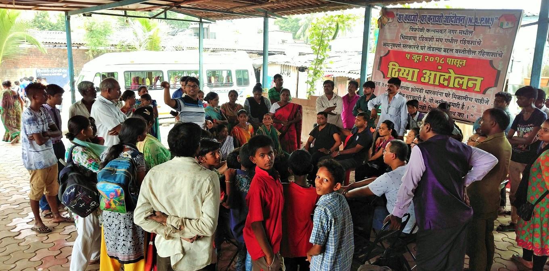 RLC Mumbai: RLC Alumni und TISS students visit UDAAN
