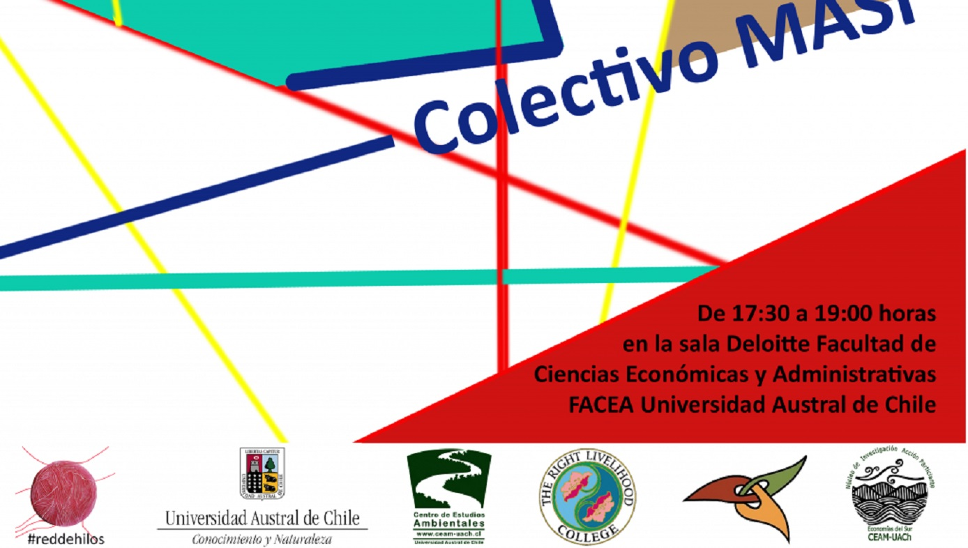 RLC Valdivia organises Conference on Urban Stagecraft