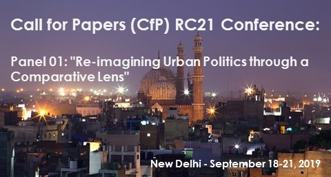 Call for Papers: Re-imagining Urban Politics