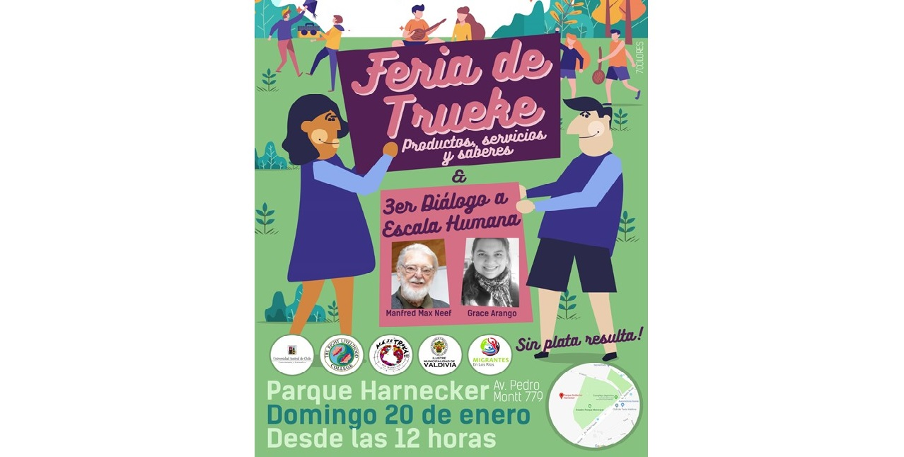Dialogues on Human Scale and Feria de Trueke