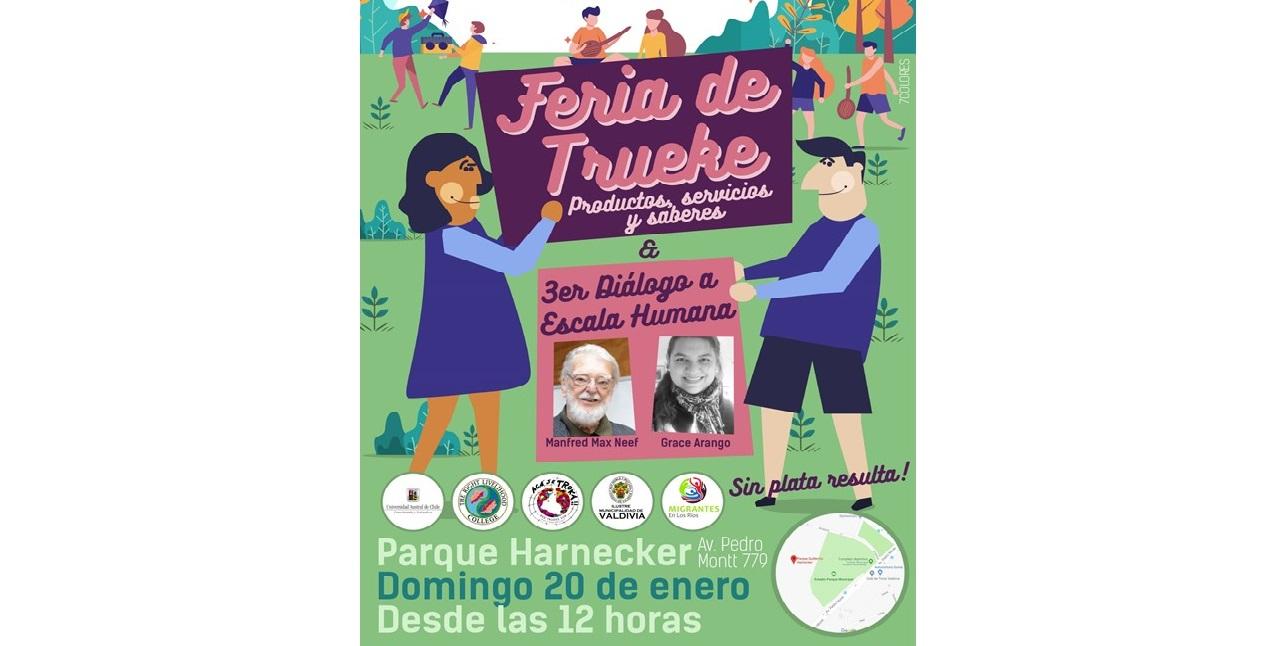 Dialogues on Human Scale and Feria de Trueke