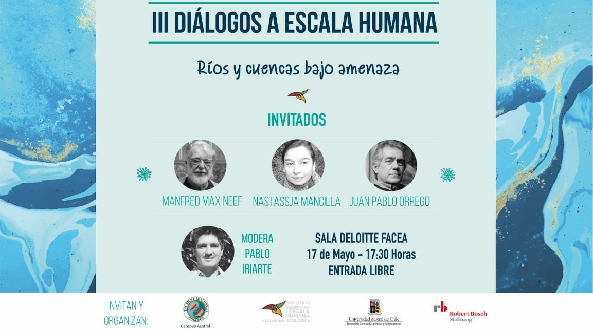 RLC Valdivia: 3rd Dialogues on Human Scale