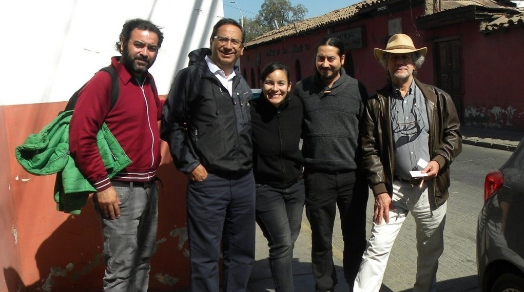 RLC Valdivia: Field trip to Muncipality of Putaendo