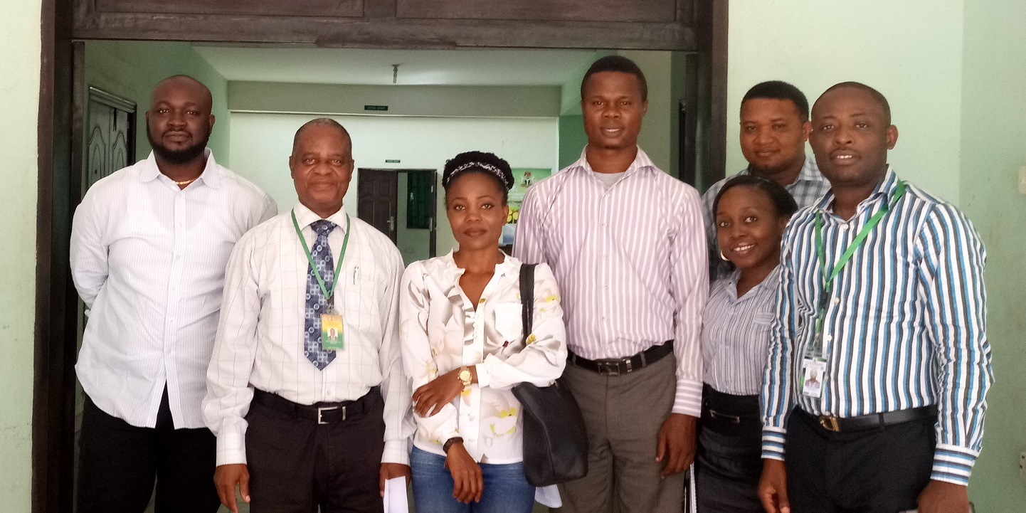 RLC Bonn PhD candidate conducts field work in Nigeria