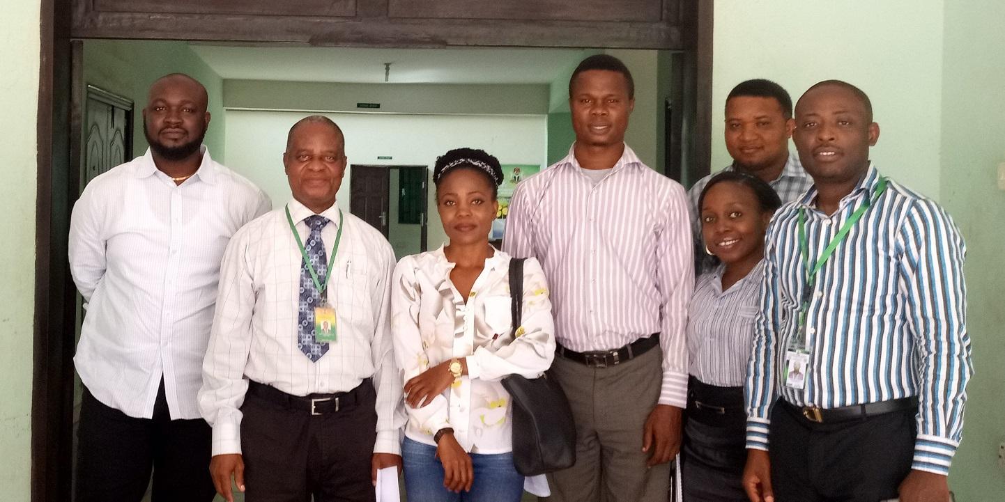 RLC Bonn PhD candidate conducts field work in Nigeria