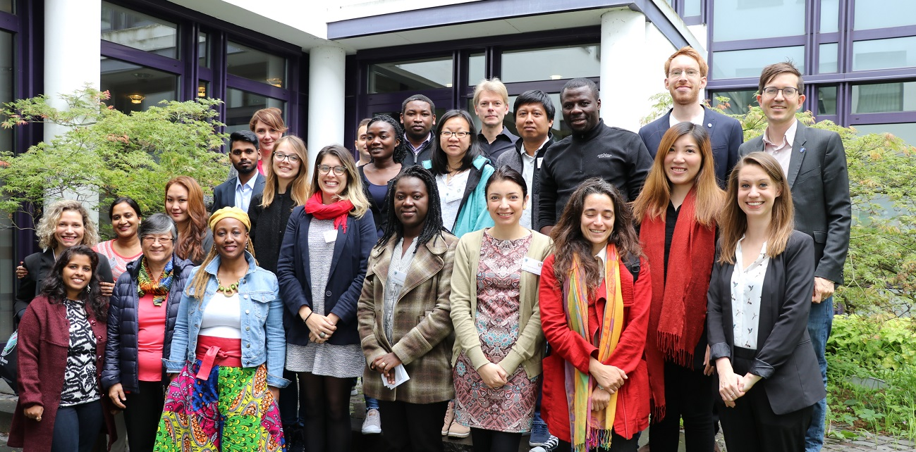 "RLC Bonn: ""Mobilization for Change""-Workshop 2019"
