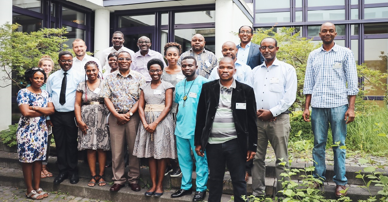RLC Bonn: Expert workshop with Alumni from sub-Saharan Africa