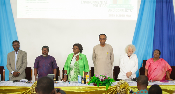 RLC Port Harcourt: Annual Public Lecture with four RLA Laureates