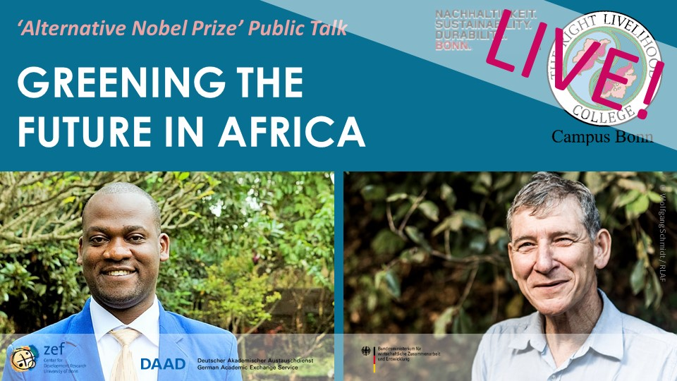LIVESTREAM: RLC Public Talk 6 PM CET