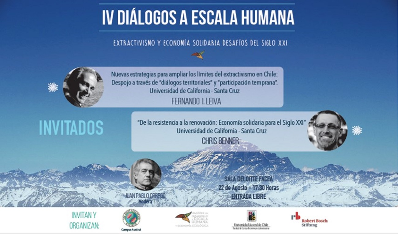 "RLC Valdivia/RLC Santa Cruz ""Dialogues on Human Scale"""
