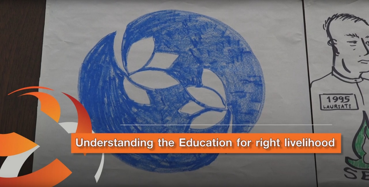 Understanding Right Livelihood: TV report on Bangkok Conference