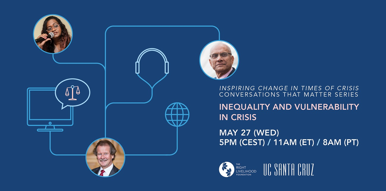5th RLF/RLC webinar addresses inequality and vulnerability