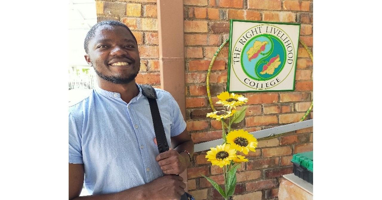 Meet new Penang office intern Erick Okomo
