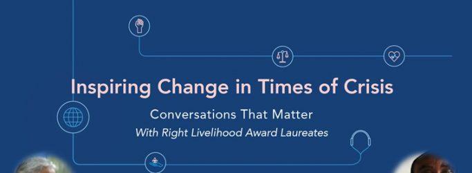 "Next ""Conversation that Matters"" with Medha Patkar & Nnimmo Bassey"
