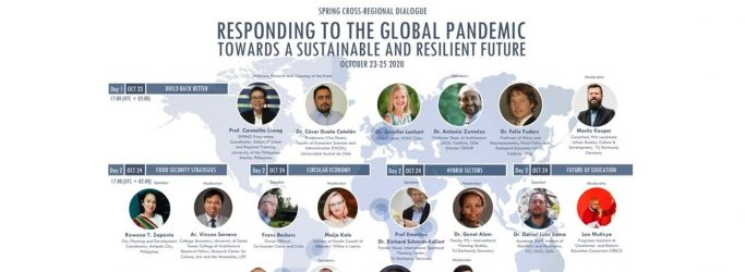 RLC Valdívia: Conference on Responding to the Global Pandemic