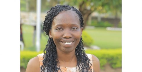 RLC Bonn: PhD candidate Irene Ojuok presents on online conference