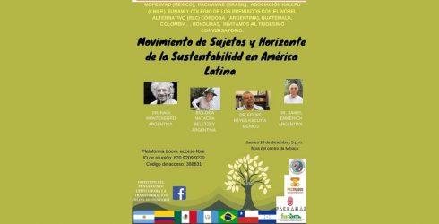 RLC Córdoba: Online Conversation on sustainability in Latin America