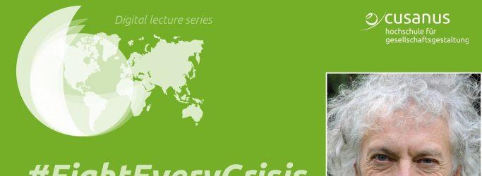Video: Raúl Montenegro gives online lecture at Cusanus Hochschule