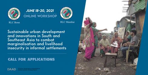 Call for Applications: Postdoc workshop on urban development
